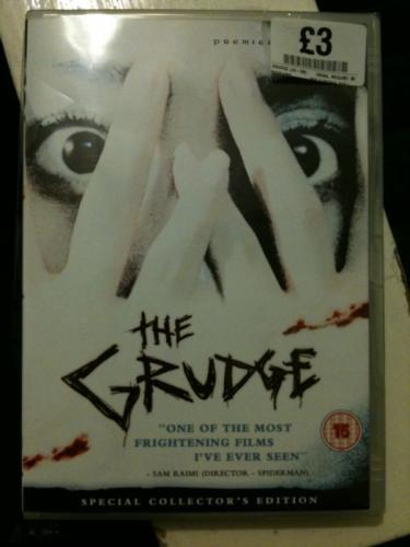 The Grudge (Japanese Original) (DVD) - £3 Instore @ HMV