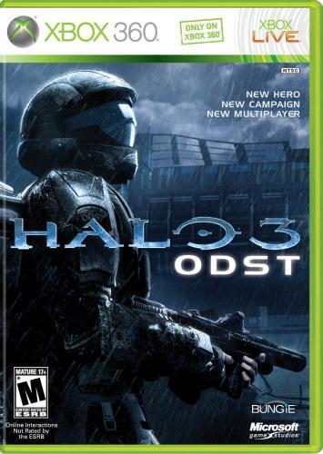 Halo 3: ODST (Xbox 360) - £9.99 @ Play