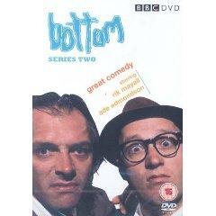 Bottom: Series 2 (DVD) - £2.70 @ Amazon