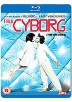 I'm A Cyborg, But That's OK (Blu-ray) - £4.95 @ Base