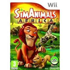 Sim Animals For Nintendo Wii - £7.49 Delivered @ Amazon