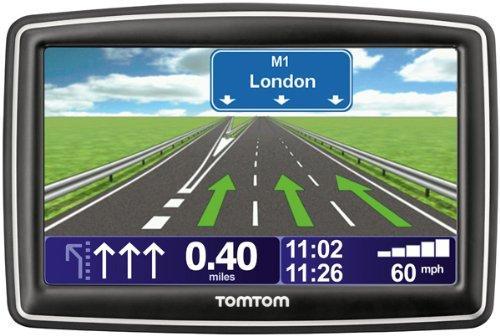 TomTom XXL IQ Routes Sat Nav UK, ROI & Europe & Free TomTom Travel Pack (Worth £40) - £128.52 @ Halfords
