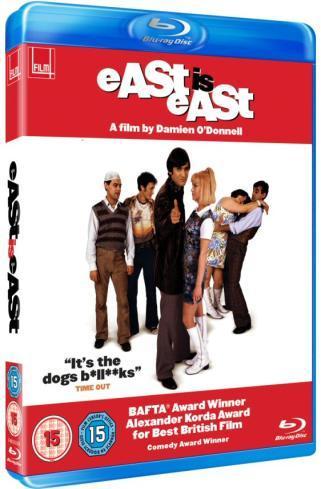 East Is East (1999) (Blu-ray) - £6.49 @ Amazon & Play