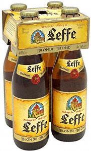 Leffe Belgian Blonde Beer 4 x 330ml bottles £3.80 at Asda