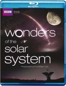 Wonders Of The Solar System Blu-Ray £8.95 (£8.41 with Quidco) @ The Hut