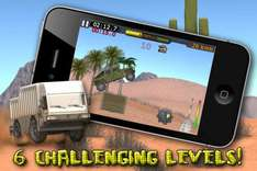 Free Alpine Crawler Desert App For iPhone, iPod Touch & iPad Was 59p @ iTunes EXPIRED