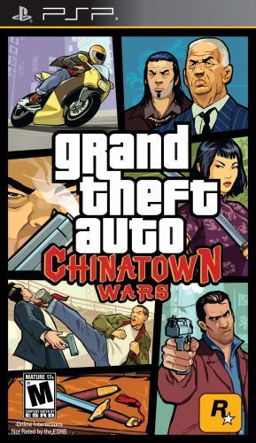 GTA Chinatown Wars (PSP) - £7.99 *Instore* @ Sainsburys