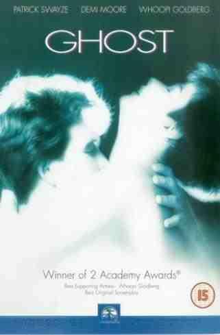 Ghost (DVD) - £2.99 @ Amazon