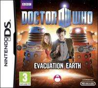 Doctor Who: Evacuation Earth For Nintendo DS - £9.99 Delivered @ Bee