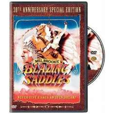Blazing Saddles: 30th Anniversary Special Edition (DVD) - £2.99 @ Play