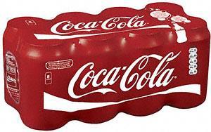 Coca Cola, Diet, Cherry, Diet Cherry, Zero, Diet Caffeine Free,  - 8 Pack - BOGOF £3.75 @ Tesco
