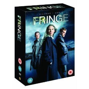 Fringe: Season 1 & 2 Box Set (DVD) - £26.97 @ Amazon