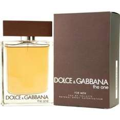 Dolce and Gabbana D & G The One EDT Perfume 50ml For Men - £17.50 Delivered @ Amazon UK