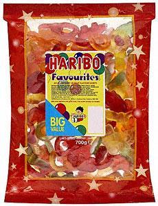 Haribo Favorites Mix 700g £1.99 @ Asda