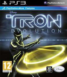 Tron: Evolution (Move Compatible) (PS3) - £14.99 @ The Game Collection