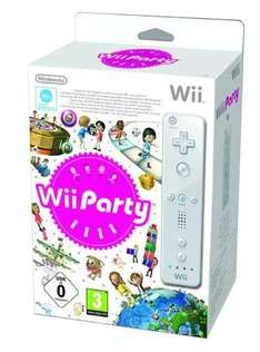 Wii Party With Wii Remote Controller In White - £31.65 Delivered @ Amazon