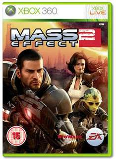 Mass Effect 2 For Xbox 360 - £4.99 Delivered @ Game