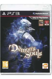 Demon's Souls For PS3 - £13.99 Delivered @ Play