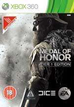 Medal of Honor: Limited Tier 1 Edition For PS3 & Xbox 360 - £18.99 Delivered @ Game & Gamestation & Gameplay