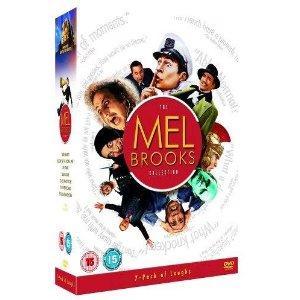 Mel Brooks Collection Box Set (DVD) (7 Disc) - £12.93 @ Amazon