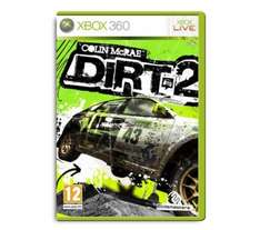 Colin McRae Dirt 2 For Xbox 360 - £4.47 Delivered @ Currys