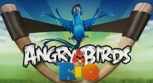 Angry Birds Rio - 59p @ iTunes
