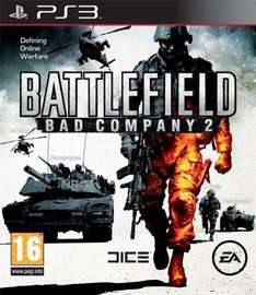 *EX RENTAL - AS NEW* Battlefield Bad Company 2 For PS3 - £11.90 Delivered *Including VIP Code* @ Boomerang