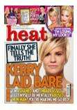 Heat Magazine - 12 issues for £15.50 (with free personalised cover)