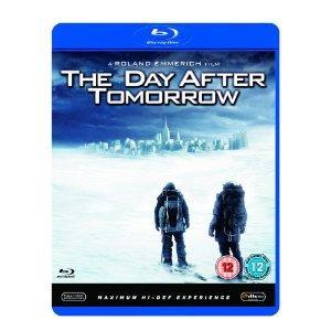 The Day After Tomorrow Blu Ray - £5.00 @ Amazon UK/Tesco Entertainment