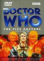 Doctor Who: The Five Doctors (20th Anniversary Edition) (DVD) - £2.95 @ Base