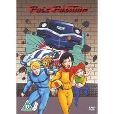 Pole Position: Complete Collection (Cartoon From The 80's) (DVD) - £8.89 @ Amazon & Play