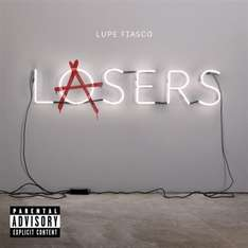 Lupe Fiasco: L.A.S.E.R.S (MP3) - £4.49 @ Amazon