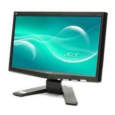 """Acer X163W 16"""" Widescreen TFT Monitor With 3 Year Manufacturer Guarantee - £49.99 @ Argos"""