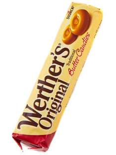 Werther's Original Butter Candies-50g. 4 for 99p or 29p each! @ 99p Stores