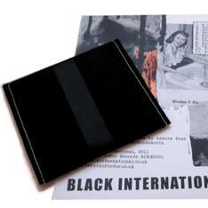 Black International (CD + T-Shirt + Digital Copy of Album) - £10 @ Band Camp