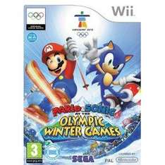 Mario & Sonic At The Olympic Winter Games For Nintendo Wii - £15.31 Delivered @ Amazon