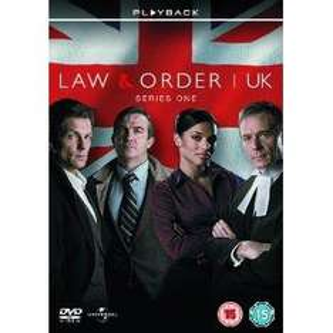 Law & Order UK: Series 1 (DVD) - £5.97 @ Amazon
