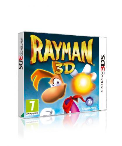 Rayman (3DS) - £28.85 @ Shopto