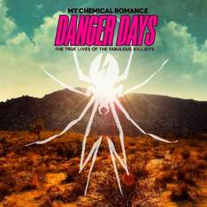 My Chemical Romance Danger Days (CD) - £3.99 @ Play