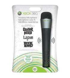 Wireless Microphone For Xbox 360 - £8.03 Delivered @ Amazon