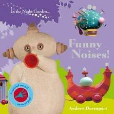 In The Night Garden Funny Noises Hardback Book - RRP £7.99 Only 99p *Instore* @ Home Bargains