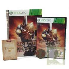 *NEW* Fable III (3) - Limited Edition - £22.35 Delivered @ Play Asia *$10 Donated To Japan Earthquake Relief Fund With Every Copy Sold*