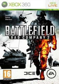 Battlefield: Bad Company 2 (Xbox 360) (Pre-owned) - £12.95 @ Blockbuster (Instore)