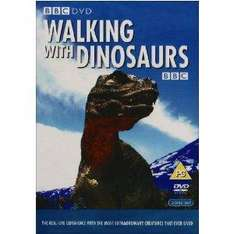 Walking With Dinosaurs : Complete BBC Series (1999) (DVD) - £4.49 @ Amazon & Play