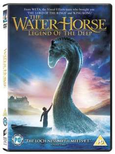 The Water Horse: Legend of The Deep (DVD) - 99p @ Choices UK