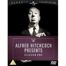 Alfred Hitchcock Presents - Series 1 [6 discs-39 episodes] - £10.93 at Amazon. Series 2 and 3 same price.