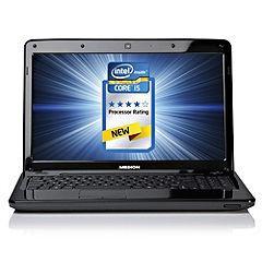 "Medion Akoya E6221 Intel Core i5-2410M Processor 4GB/640GB 15.6"" Black Laptop - £499.99 Delivered @ Sainsburys"