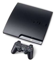 PS3 Slim Console: 160GB - £199 Delivered @ Game