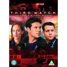 Third Watch: The Complete First Season (DVD) (6 Disc) - £6.99 @ Amazon & Play
