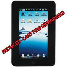 """Intempo 7"""" Android Tablet PC - £100 @ TJ Hughes"""